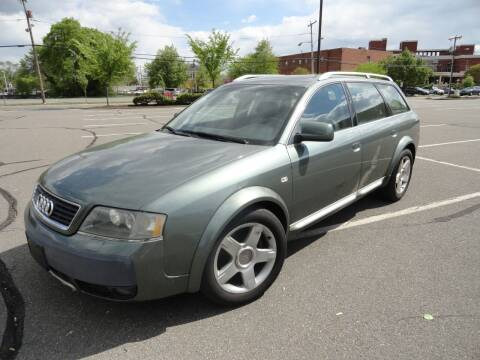 2005 Audi Allroad for sale at TJ Auto Sales LLC in Fredericksburg VA