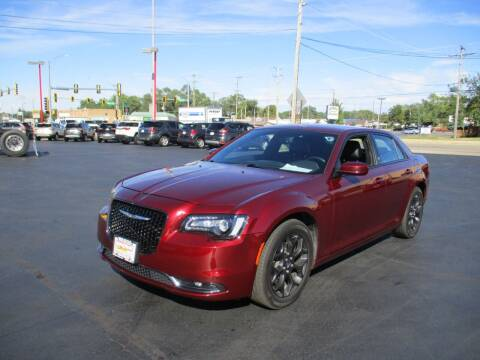 2019 Chrysler 300 for sale at Windsor Auto Sales in Loves Park IL