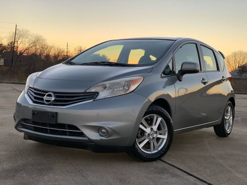 2014 Nissan Versa Note for sale at AUTO DIRECT Bellaire in Houston TX