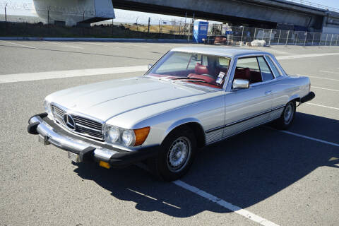 1978 Mercedes-Benz SLC for sale at Sports Plus Motor Group LLC in Sunnyvale CA