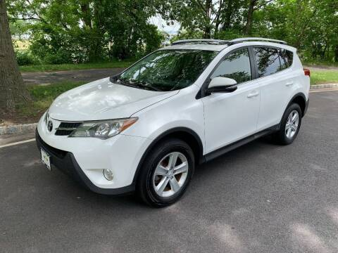 2013 Toyota RAV4 for sale at Crazy Cars Auto Sale in Jersey City NJ