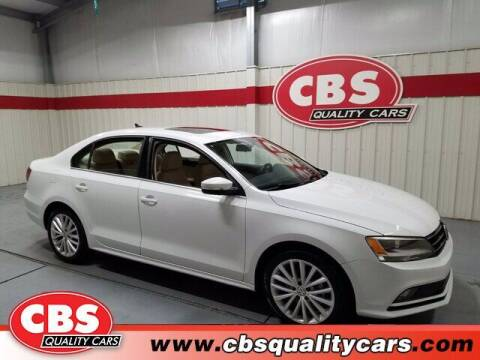 2016 Volkswagen Jetta for sale at CBS Quality Cars in Durham NC