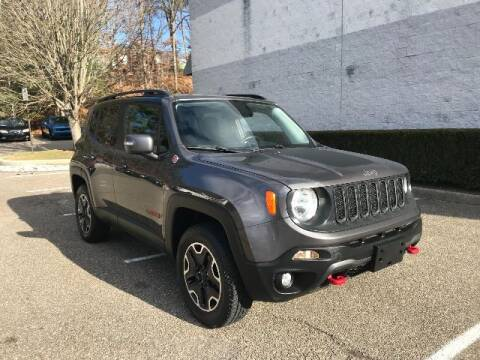 2016 Jeep Renegade for sale at Select Auto in Smithtown NY
