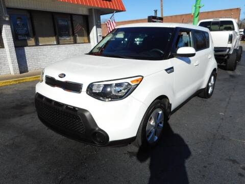 2016 Kia Soul for sale at Super Sports & Imports in Jonesville NC