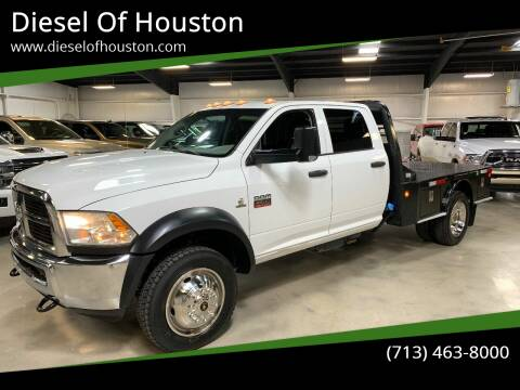 2012 RAM Ram Chassis 4500 for sale at Diesel Of Houston in Houston TX