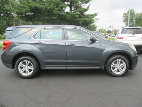 2011 Chevrolet Equinox for sale at Home Street Auto Sales in Mishawaka IN