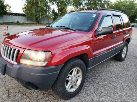 2004 Jeep Grand Cherokee for sale at Flex Auto Sales in Cleveland OH