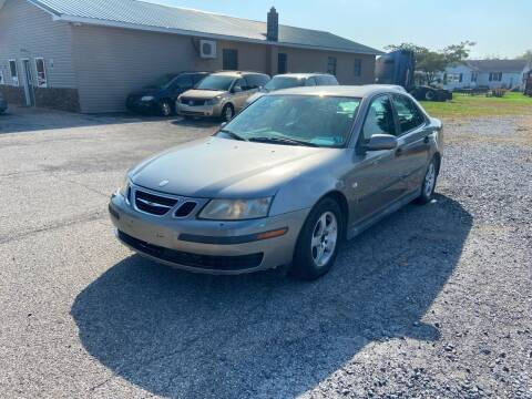 2004 Saab 9-3 for sale at US5 Auto Sales in Shippensburg PA