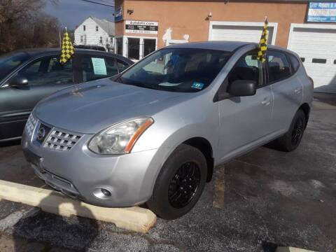 2008 Nissan Rogue for sale at Autolistix LLC in Salem NJ