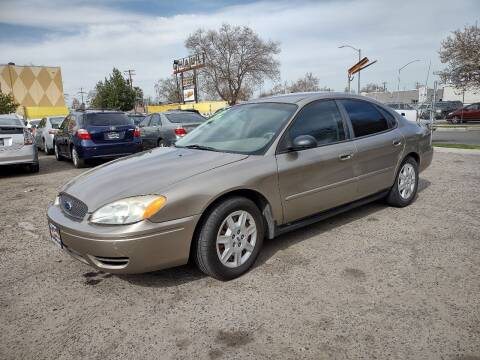 2006 Ford Taurus for sale at Larry's Auto Sales Inc. in Fresno CA