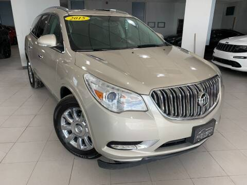 2015 Buick Enclave for sale at Auto Mall of Springfield in Springfield IL