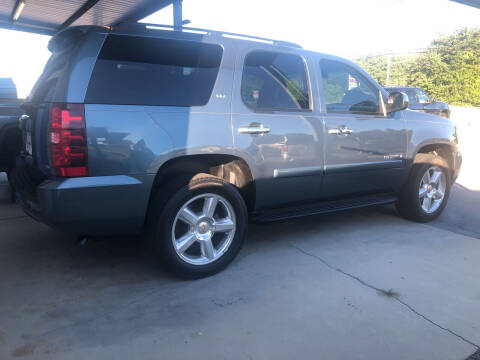 2008 Chevrolet Tahoe for sale at Mac's Auto Sales in Camden SC