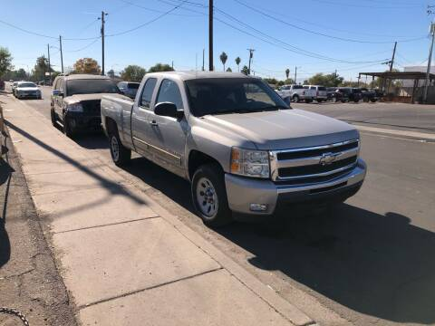 2009 Chevrolet Silverado 1500 for sale at Valley Auto Center in Phoenix AZ