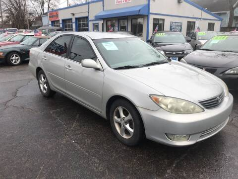 2005 Toyota Camry for sale at Klein on Vine in Cincinnati OH