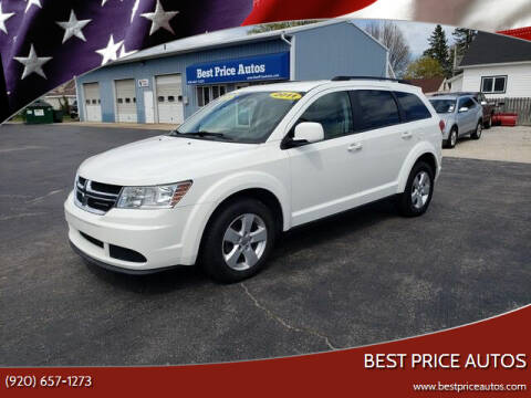 2011 Dodge Journey for sale at Best Price Autos in Two Rivers WI
