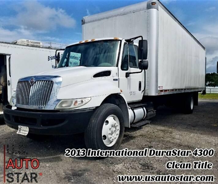 2013 International DuraStar 4300 for sale in North Salt Lake, UT