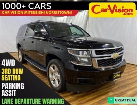 2015 Chevrolet Suburban for sale at Car Vision Buying Center in Norristown PA
