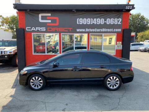 2011 Honda Civic for sale at Cars Direct in Ontario CA