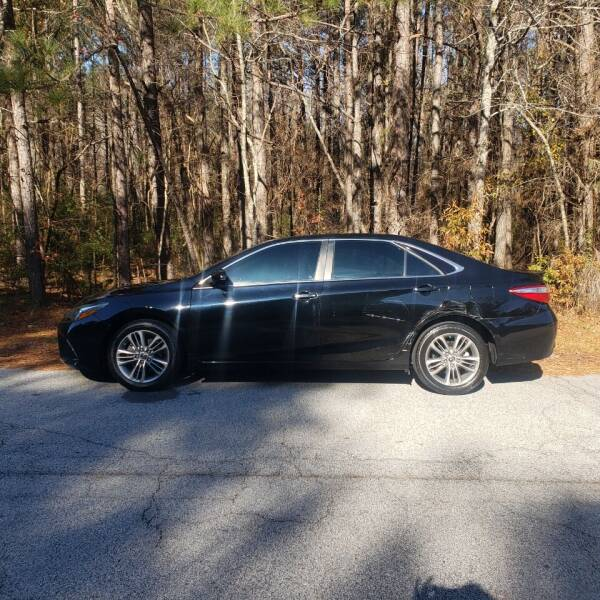 2015 Toyota Camry for sale at MATRIXX AUTO GROUP in Union City GA