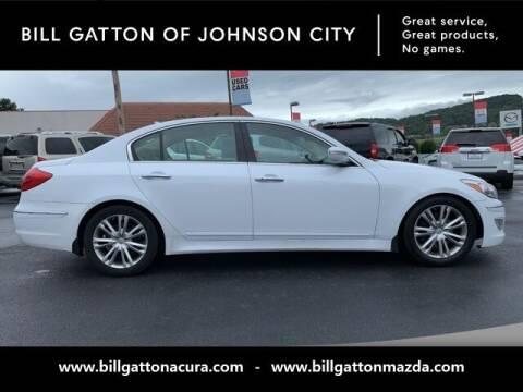 2014 Hyundai Genesis for sale at Bill Gatton Used Cars - BILL GATTON ACURA MAZDA in Johnson City TN