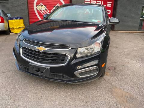 2016 Chevrolet Cruze Limited for sale at Apple Auto Sales Inc in Camillus NY