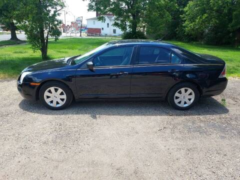 2009 Ford Fusion for sale at D & D Auto Sales in Topeka KS