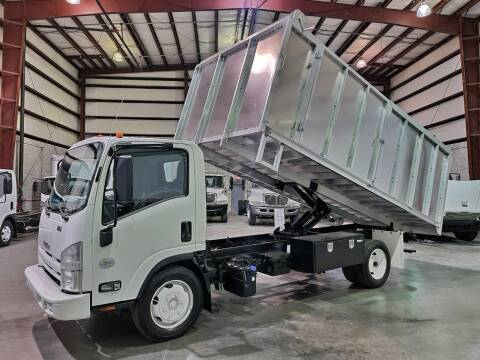 2015 Isuzu NQR for sale at Transportation Marketplace in West Palm Beach FL