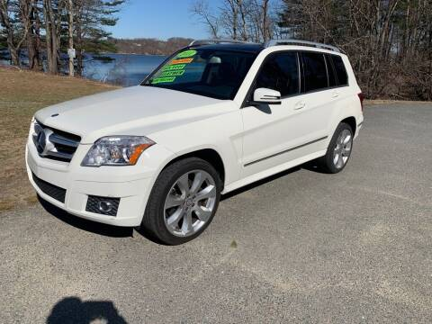 2011 Mercedes-Benz GLK for sale at Elite Pre-Owned Auto in Peabody MA