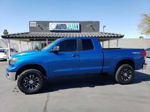 2007 Toyota Tundra for sale at Auto Hall in Chandler AZ