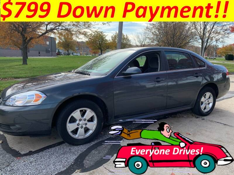 2011 Chevrolet Impala for sale at World Automotive in Euclid OH