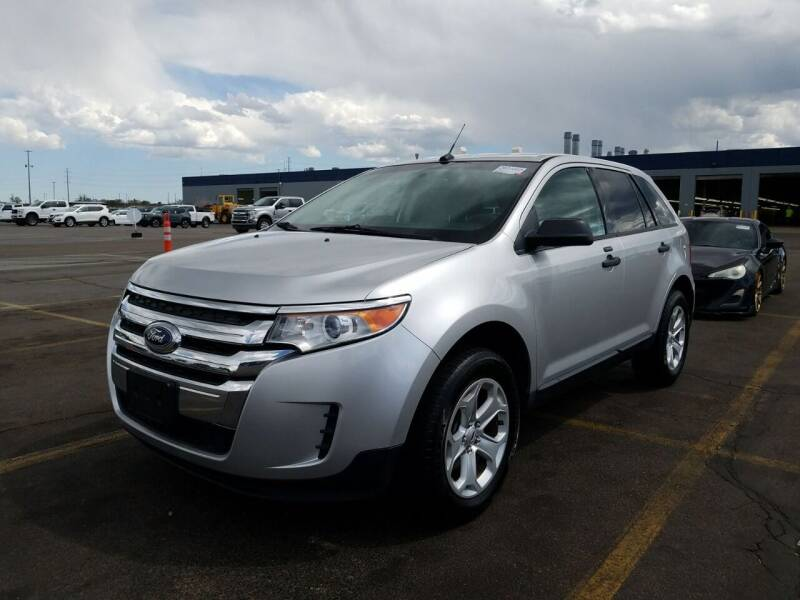 2013 Ford Edge for sale at Chubbuck Motor Co in Ordway CO