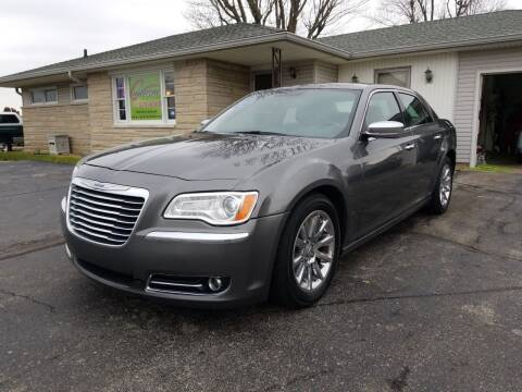 2012 Chrysler 300 for sale at CALDERONE CAR & TRUCK in Whiteland IN