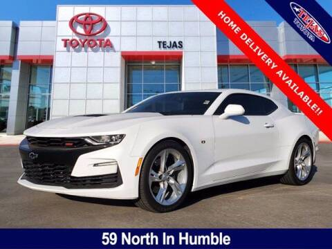 2019 Chevrolet Camaro for sale at TEJAS TOYOTA in Humble TX