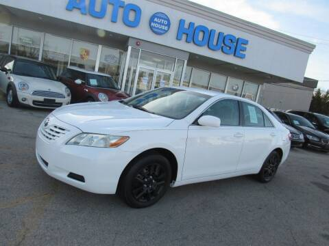 2007 Toyota Camry for sale at Auto House Motors in Downers Grove IL