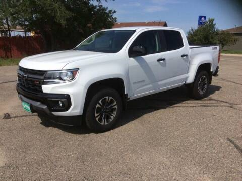 2021 Chevrolet Colorado for sale at Nyhus Chevrolet Buick in Staples MN