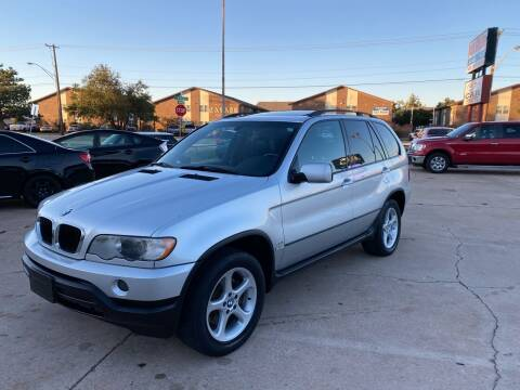 2003 BMW X5 for sale at Car Gallery in Oklahoma City OK