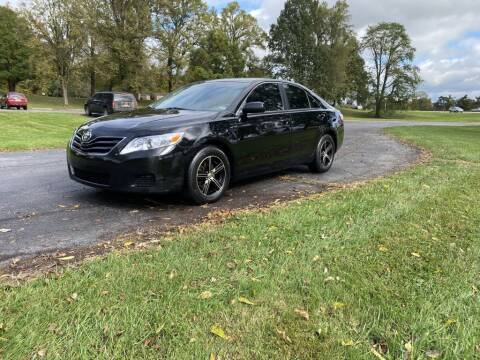 2011 Toyota Camry for sale at Moundbuilders Motor Group in Heath OH