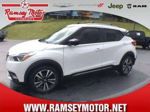 2019 Nissan Kicks for sale at RAMSEY MOTOR CO in Harrison AR