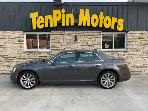 2019 Chrysler 300 for sale at TenPin Motors LLC in Fort Atkinson WI