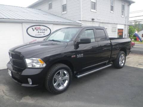 2016 RAM Ram Pickup 1500 for sale at VICTORY AUTO in Lewistown PA