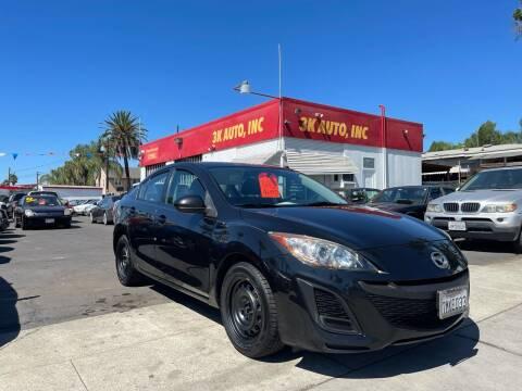 2011 Mazda MAZDA3 for sale at 3K Auto in Escondido CA