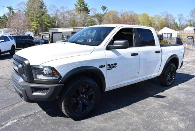 2021 RAM Ram Pickup 1500 Classic for sale at AUTO ETC. in Hanover MA