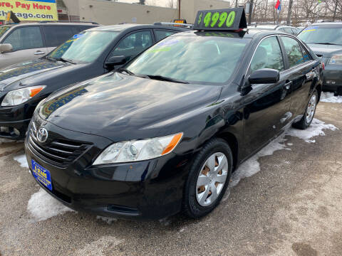 2007 Toyota Camry for sale at 5 Stars Auto Service and Sales in Chicago IL