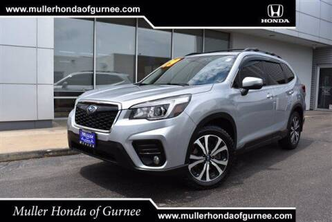 2019 Subaru Forester for sale at RDM CAR BUYING EXPERIENCE in Gurnee IL