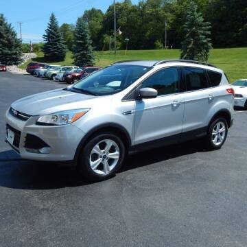 2015 Ford Escape for sale at TIM'S ALIGNMENT & AUTO SVC in Fond Du Lac WI