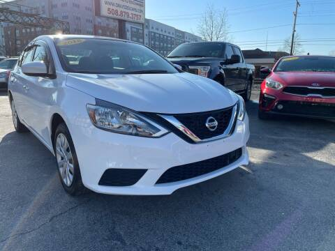 2018 Nissan Sentra for sale at Mass Auto Exchange in Framingham MA
