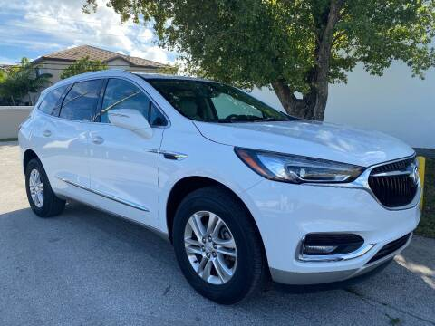 2020 Buick Enclave for sale at Car Girl 101 in Oakland Park FL