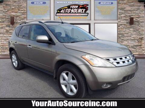 2004 Nissan Murano for sale at Your Auto Source in York PA