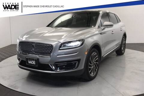 2019 Lincoln Nautilus for sale at Stephen Wade Pre-Owned Supercenter in Saint George UT
