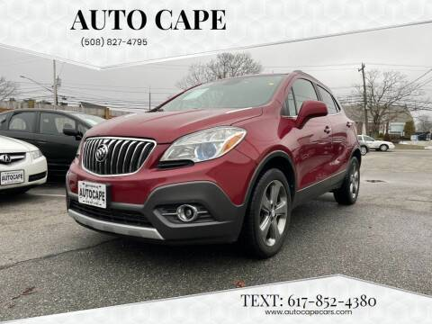 2013 Buick Encore for sale at Auto Cape in Hyannis MA